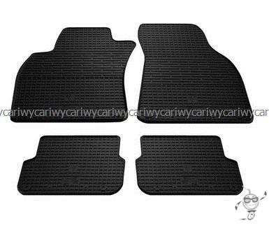 Коврики резиновые в салон Audi A6 04- 4шт Stingray