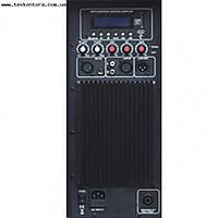Встраиваемый усилитель мощности 500W AMPTOP USB/MP3/ BT+Passive output