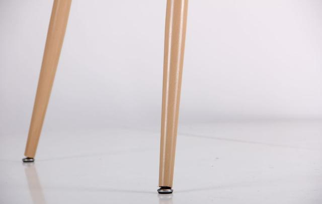 Стол обеденный Умберто DT-1633 бук/стекло прозрачное (фото 10)
