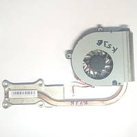 Система охлаждения Asus K53B, K53U AT0J00020A0 (UMA) БУ, фото 1