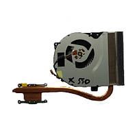 Система охлаждения Asus X550CA, X550CC 13NB00U1AM010-2 (UMA) БУ, фото 1