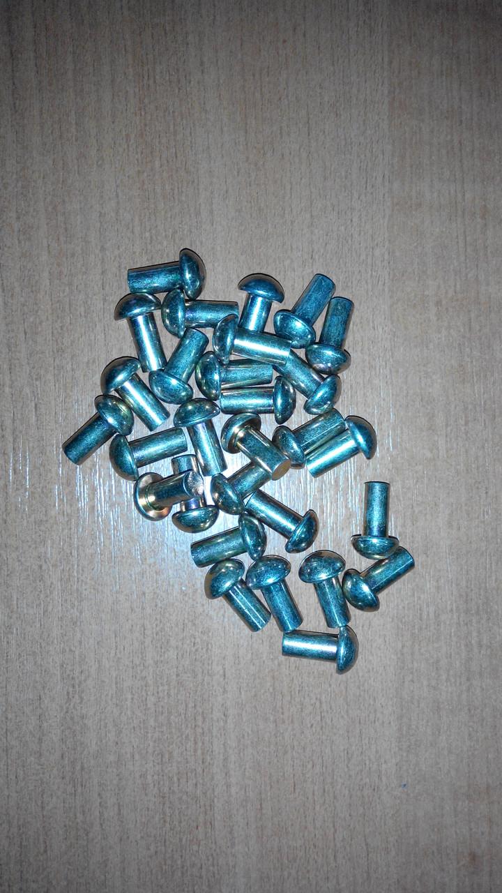 Заклепка 1/4 X 1/2 (16H644) (6,35 X 13 мм), GP