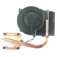 Система охлаждения HP Compaq 655, CQ58 657145-001 (AMD BGA, UMA) БУ, фото 1