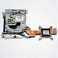 Система охлаждения HP Pavilion dv9000, dv9500, dv9700, dv9750 438606-001 (AMD, UMA) БУ, фото 1