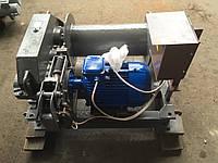Лебедка ТЛ-3, три тоны ,380В