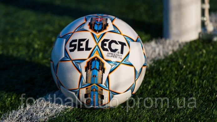 Мяч футбольный SELECT Brillant Super TB FIFA* 1728