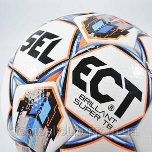 Мяч футбольный SELECT Brillant Super TB FIFA* 1728, фото 2