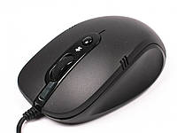 Мышь A4 Tech N-560 FX-1 Black, фото 1