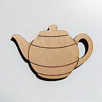 """Раскраска """"Чайник"""", фото 1"""