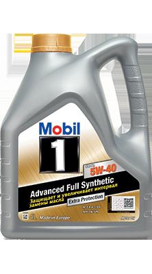 Моторное масло MOBIL1 FSх1  5W-40   4л