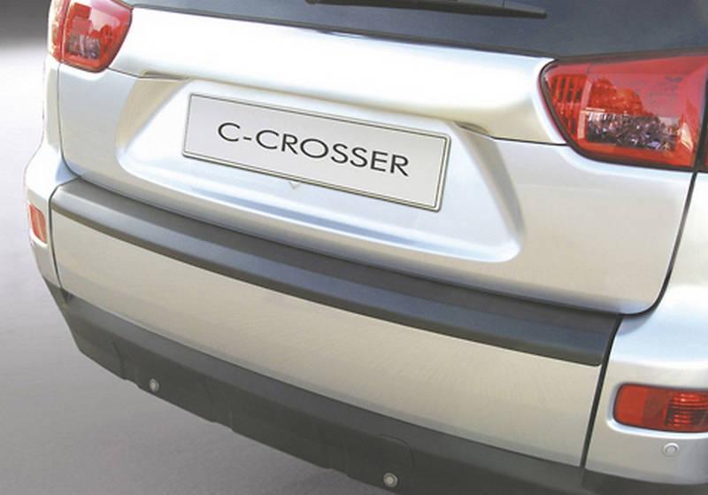RBP262 Citroen C-Crosser 2007-2012 rear bumper protector
