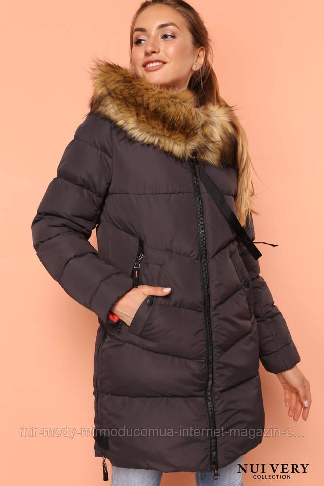Куртка Фабьен Графит №40 с 42 по 58  размер(вр)