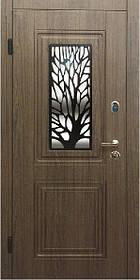Двери входные Премиум 206 полотно 76мм