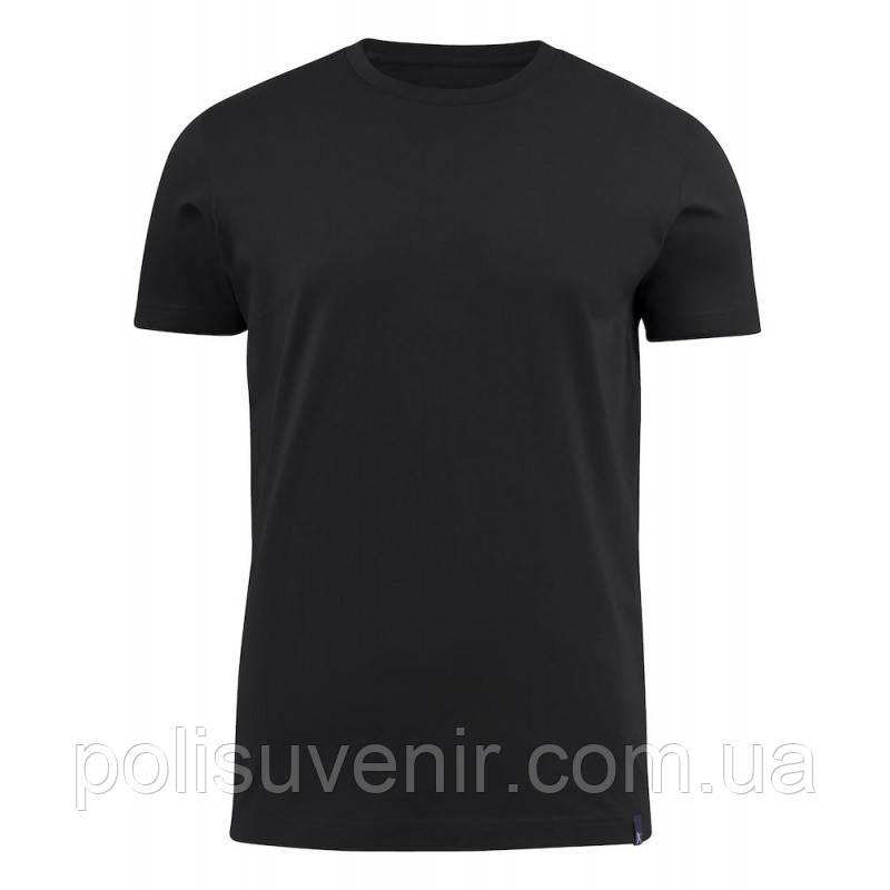 Чоловіча футболка з U-подібним вирізом кольорова