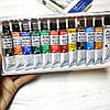 Акриловые краски 12цв. 12мл.