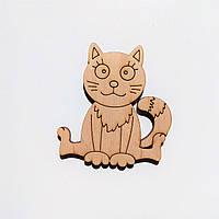 """Раскраска """"Кот на шпагате"""", фото 1"""
