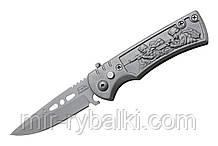 Нож выкидной 509