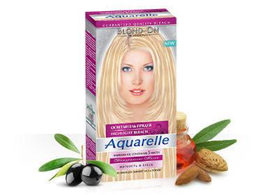 Знебарвлювач пасм Aquarelle