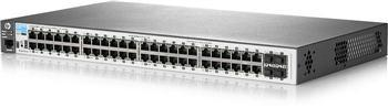 Коммутатор HP 2530-48G 48xGE+4GE SFP, L2, LT Warranty