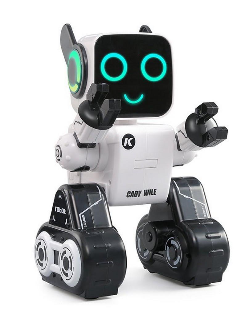 Програмований робот-консультант JJRC R4 Cady Wile Білий (JJRC-R4W)