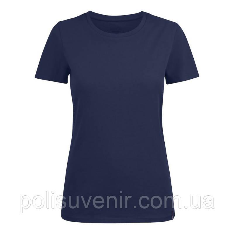Жіноча футболка з U-подібним вирізом American U Lady