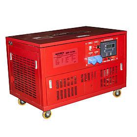 Бензиновый генератор VITALS MASTER EST 15.0BAT
