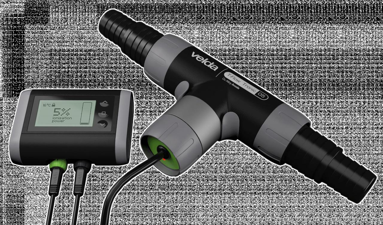 Velda T-Flow Tronic 35 - система против водорослей в пруду