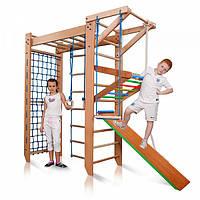 Детский спортивный уголок с рукоходом Baby 5-220 Sportbaby, фото 1