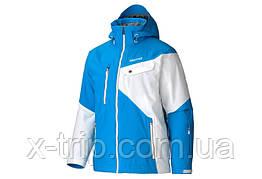Горнолыжная куртка Marmot Tower Three Jacket (71540) S, Methyl Blue - White (2585)