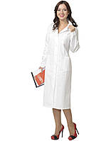 Медицинский халат белый ГОСТ