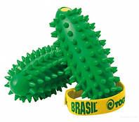 Тренажер для внутренних мышц Togu Brasil набор 2 шт зеленый