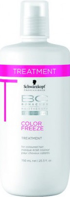 Schwarzkopf BC Color Freeze Маска для окрашенных волос 750 мл