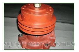 Водяной насос ЗИЛ-5301 Бычок  245-1307010 (двух ручьевой шкив), фото 2