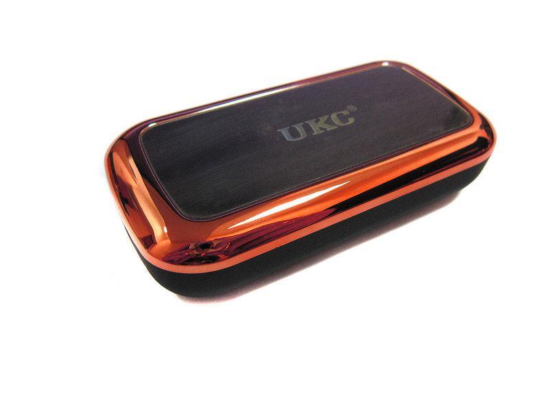 Повербанк портативное зарядное устройство PowerBank УМБ UKC M2 8000 mAh
