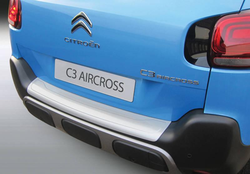 RBP4629 Citroen C3 Aircross 2017> rear bumper protector
