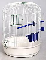 Клетка для попугая круглая  Рондо 325 х 440 мм