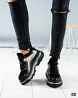 Кроссовки женские с утепление, фото 1