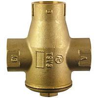 """Термостатический смесительный клапан Regulus TSV3 B DN25 65°C, 1"""" Kvs 6.2"""