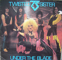 CD диск Twisted Sister - Under the Blade