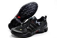Кроссовки мужские в стиле Adidas Terrex Swift R2 GTX, Чёрные