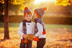 Детские шапки и комплекты ВЕСНА-ОСЕНЬ