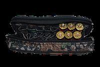 Подсумок на 16 патронов закрытый охотничий, фото 1