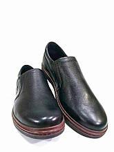 Туфли мужские из натуральной кожи МИДА 110763