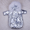 Демисезонный детский мешок-комбинезон Космонавт exclusive