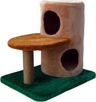 Игровой домик для кошек и котов с когтеточкой Башта