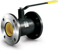 Кран шаровый фланцевый LD DN 40 PN 40 стандартнопроходной
