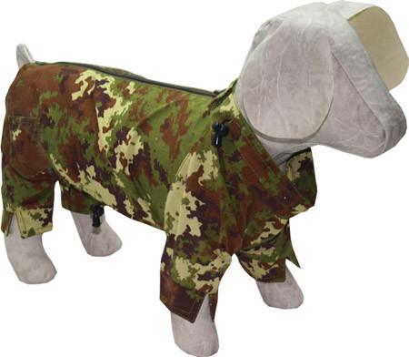 Комбинезон для собаки камуфляж, фото 1