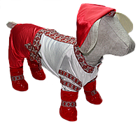 Костюм вышиванка для собаки