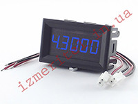 Цифровой вольтметр DC 0-33.000 В