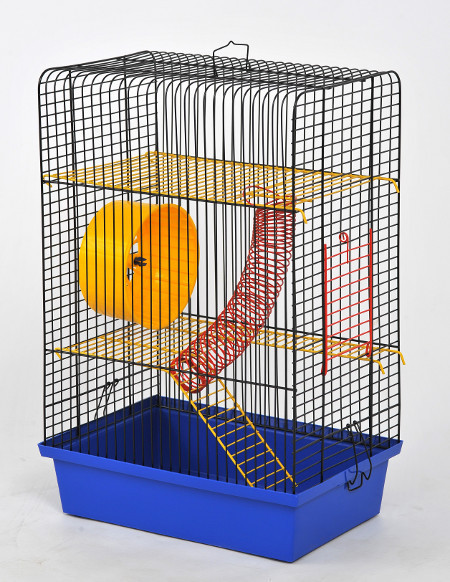 "Клетка для хомяка "" Хомяк 4 ""(330х230х480)"